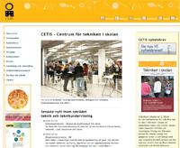 CETIS hemsida